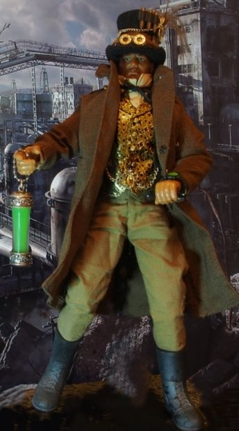 Working the STEAMPUNK Angle DsZWin