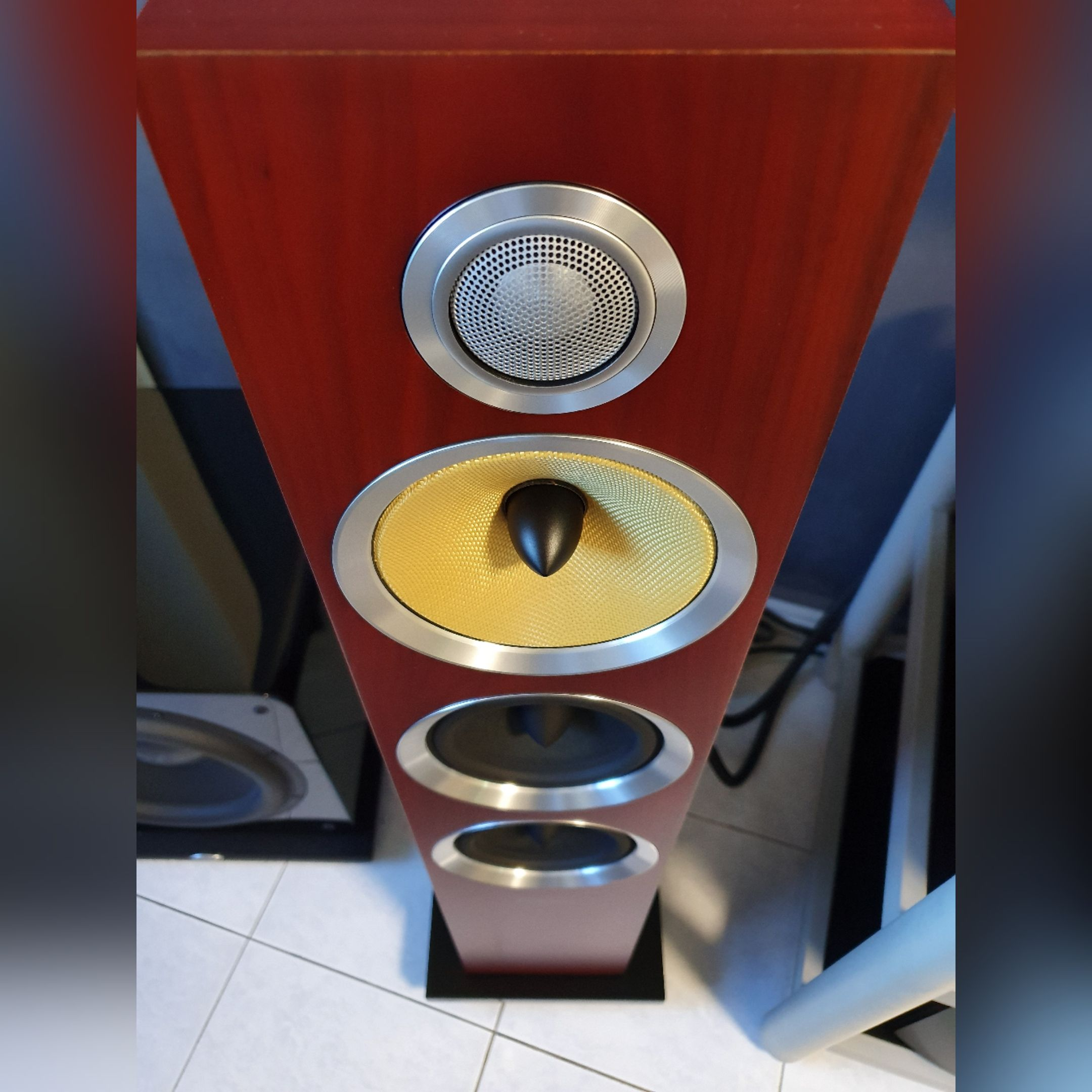 Bowers & Wilkins CM Series 2 Speakers ZQrtGx