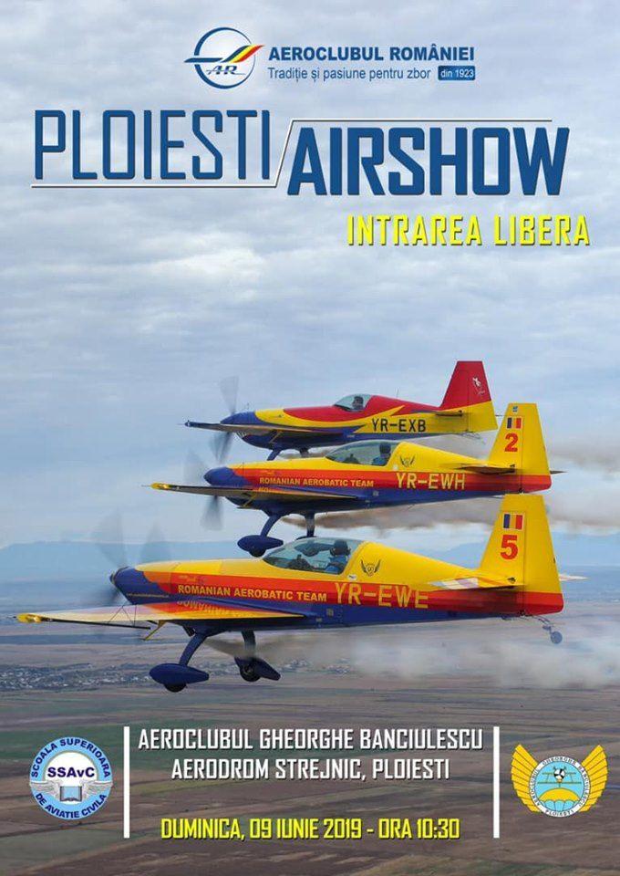 1 Iunie la Clinceni Airshow - un spectacol dedicat copiilor! UmVne6