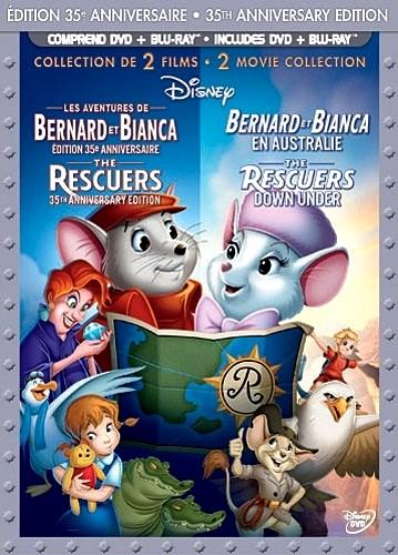 [BD] Les Aventures de Bernard et Bianca / Bernard et Bianca au Pays des Kangourous (24 octobre 2012) - Page 4 0245j