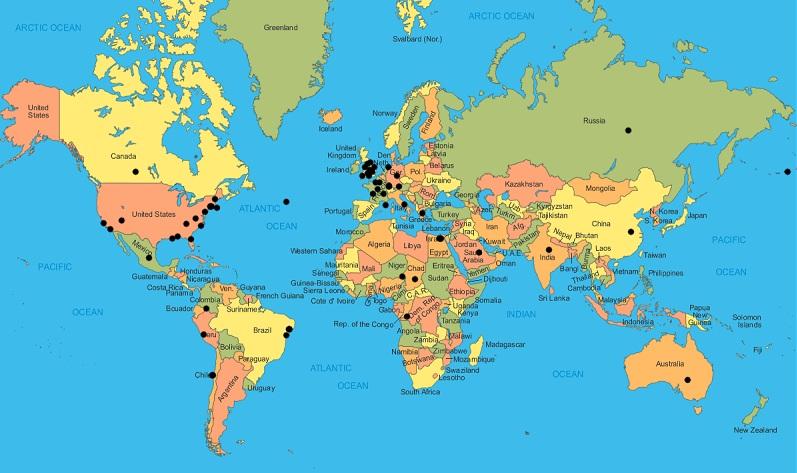 Classement des grands classiques par continents ? - Page 2 Mondedisney