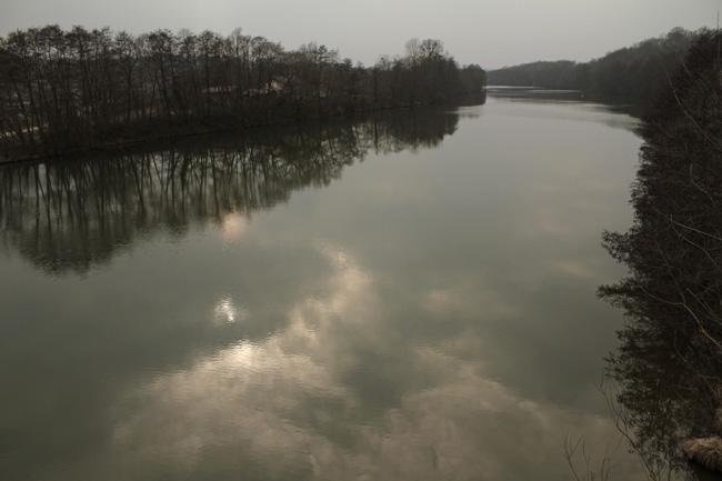 Ici on n'a pas la mer... Moselle