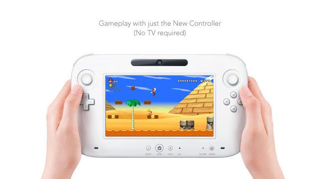Nintendo - WII U Wiiuuses1