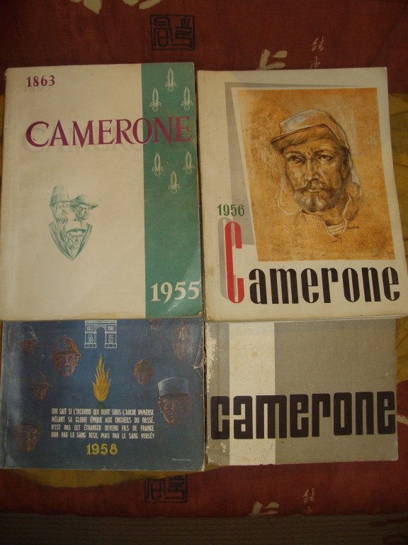 REVUE CAMERONE / LEGION  8o1w