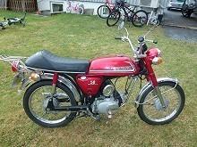 1974 Suzuki AC50 3zDQox