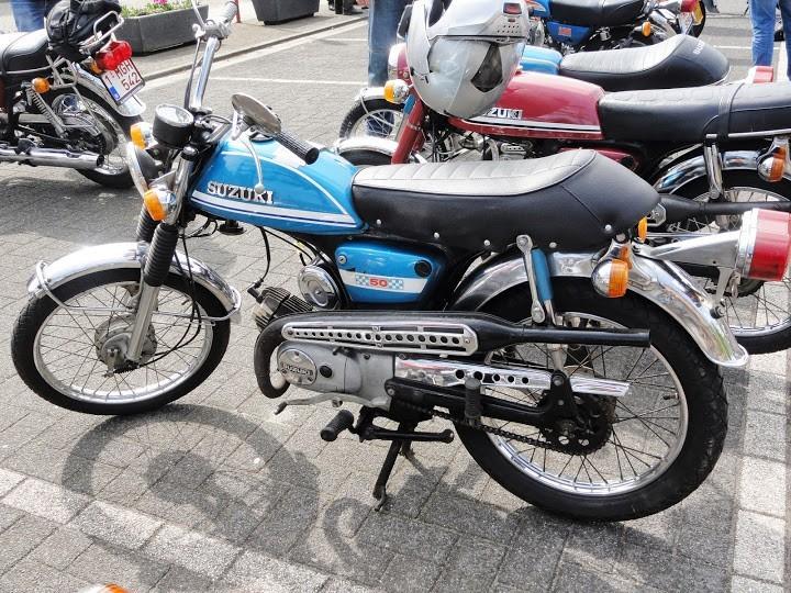 1974 Suzuki AC50 CM6iG4