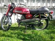 1974 Suzuki AC50 Z2FJ7d