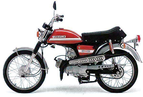 1974 Suzuki AC50 3kwdfQ