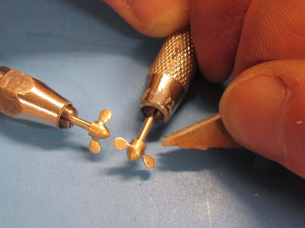 upgrading the SSY 1/96 ALFA kit 73z1ej