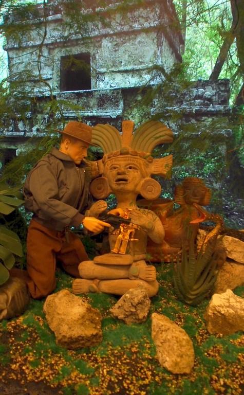 Arkansas Smith and the Treasures of the Mayans BGfZaD