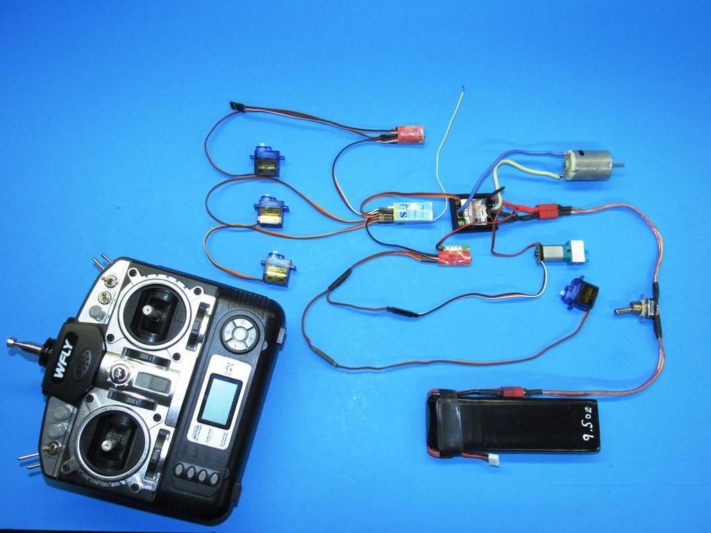 The SubDriver becomes Modular LFAQG2