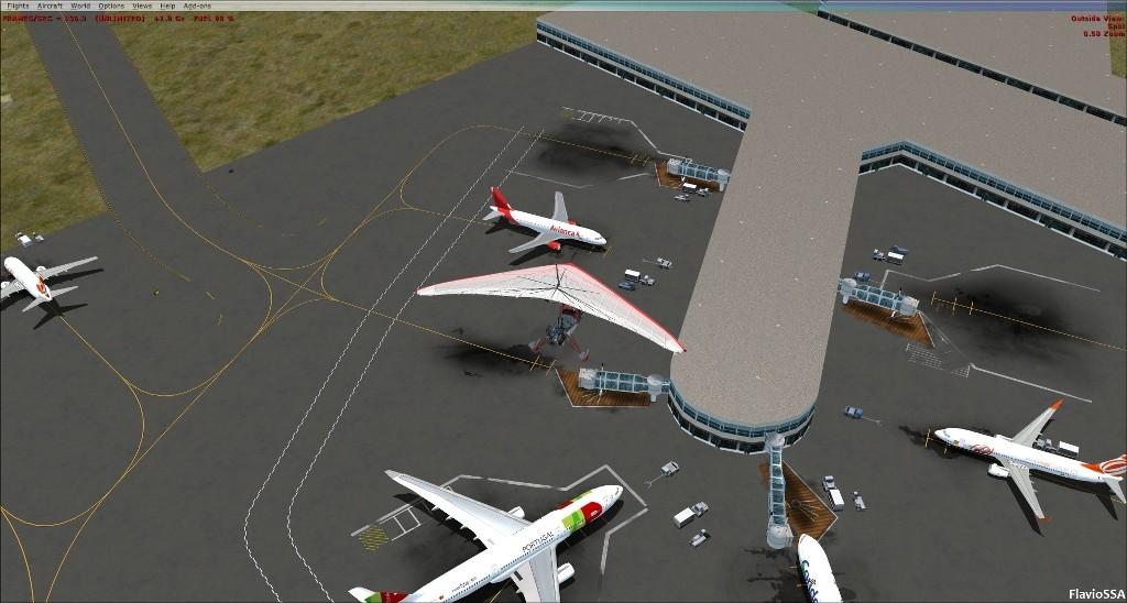 REX Worldwide Airports HD OMXZfG