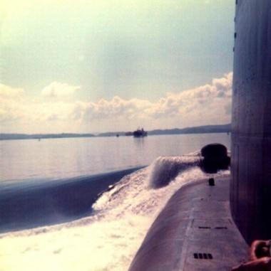 Assembling the excellent Scale Shipyards 1/96 SSBN, USS Daniel Webster VD4xCh