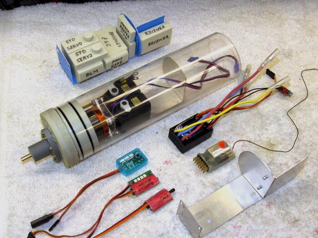 The SubDriver becomes Modular CHNWUc