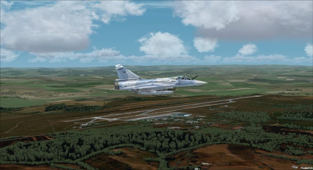 [LANÇAMENTO] SBAN - Base Aerea de Anápolis F3sEMH