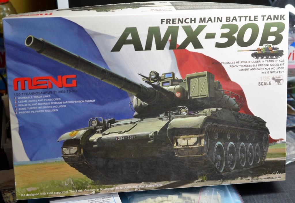 AMX-30B au 1/35 de chez MENG RLWaWv