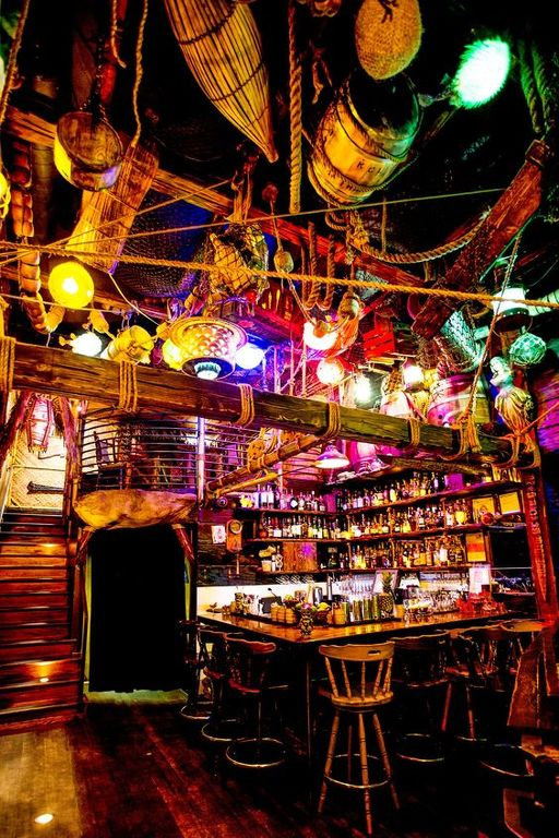 It's TIKI TIME! Let's See Those Home Tiki Bars, Rooms, and Lounges! UnM090