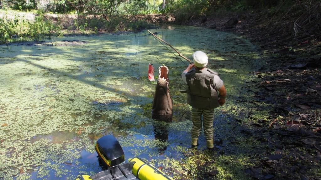 Fishing in Australia F0R4P3