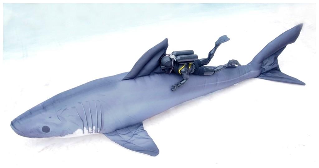 It's a Bigger Shark! TjedkC