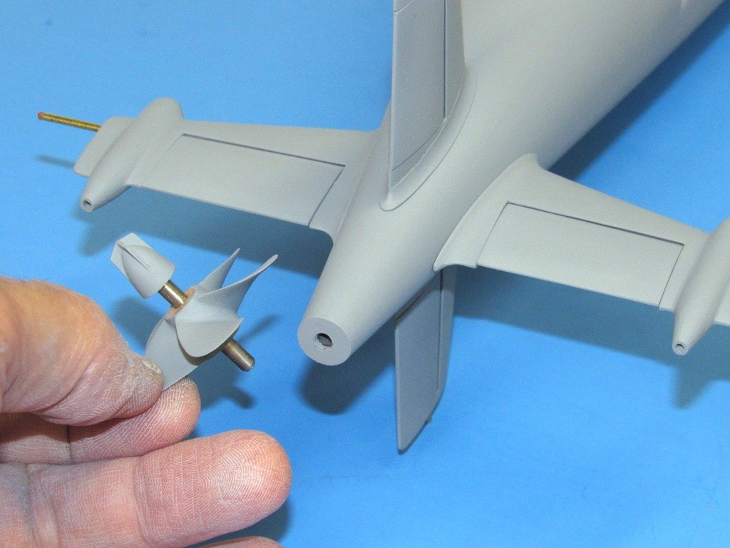 upgrading the SSY 1/96 ALFA kit Hes5am