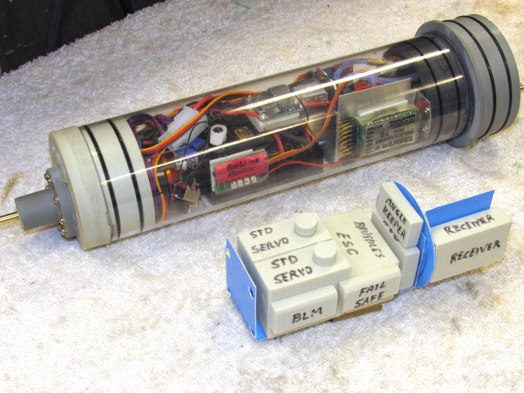 The SubDriver becomes Modular AZfSId