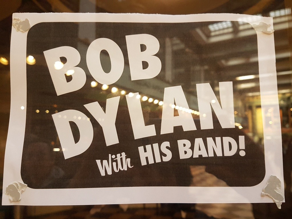 Bob Dylan & his Band - La NET 2019 ha arrancado (también en Spain) y luce espléndida A8Cf9D
