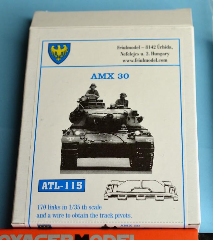 AMX-30B au 1/35 de chez MENG AOcNH9