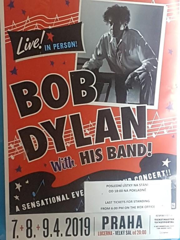 Bob Dylan & his Band - La NET 2019 ha arrancado (también en Spain) y luce espléndida I2JkyU