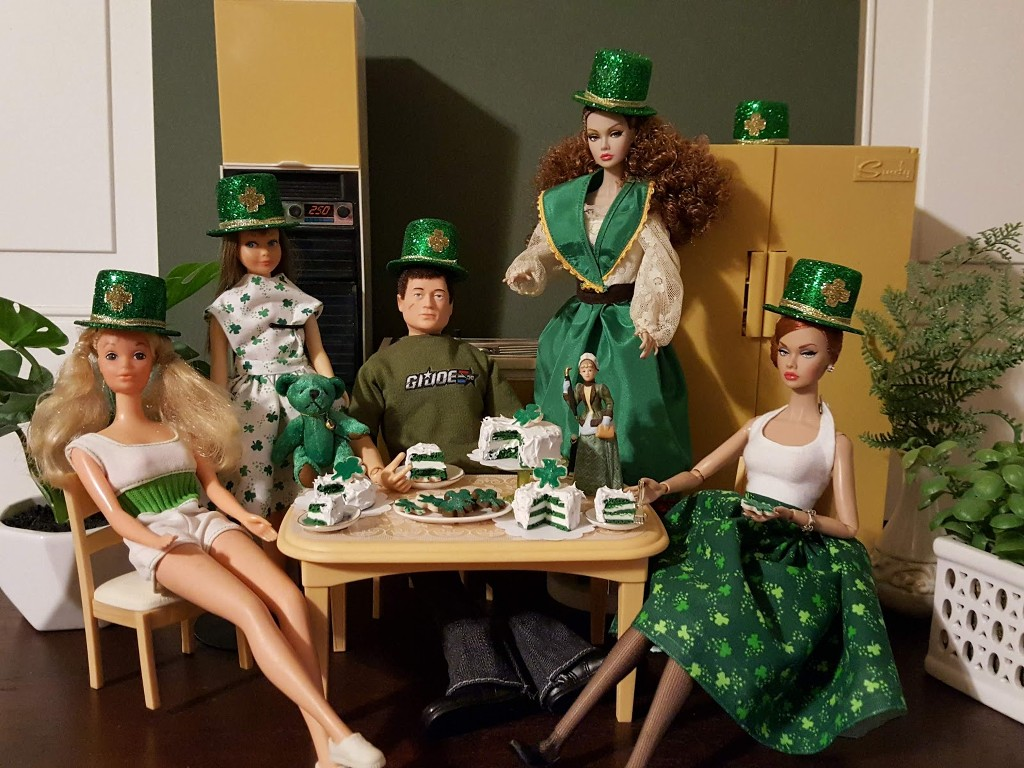 St. Patrick's Day! LqSh54