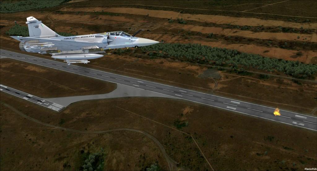 [LANÇAMENTO] SBAN - Base Aerea de Anápolis PY834q