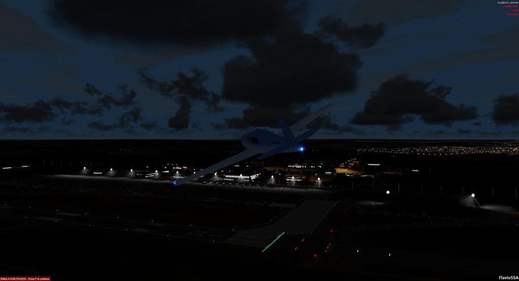 [LANÇAMENTO] SBAN - Base Aerea de Anápolis SOW9W4