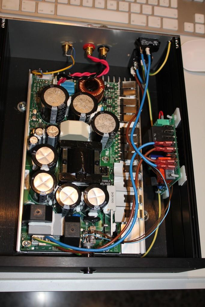 Amplificación  Wyred4sound   Clase D Img8373z