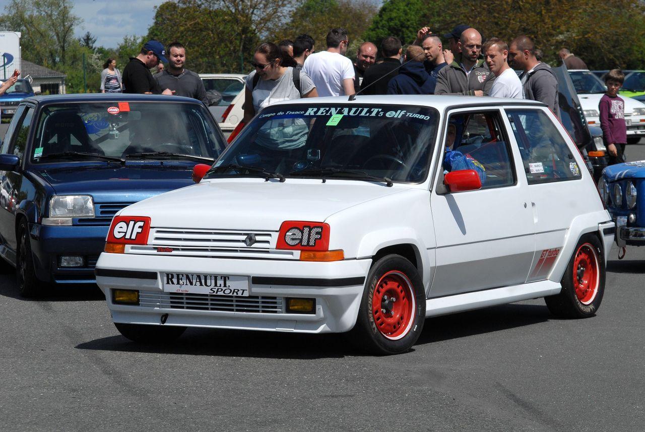 Les 30 ans de la Super 5 GT Turbo à La Châtre 0GcGUX