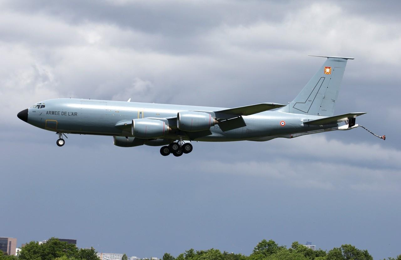Boeing KC-135 Stratotanker Armée de l'Air 525 / 93-CN  & divers le 12.05.14 Cml8