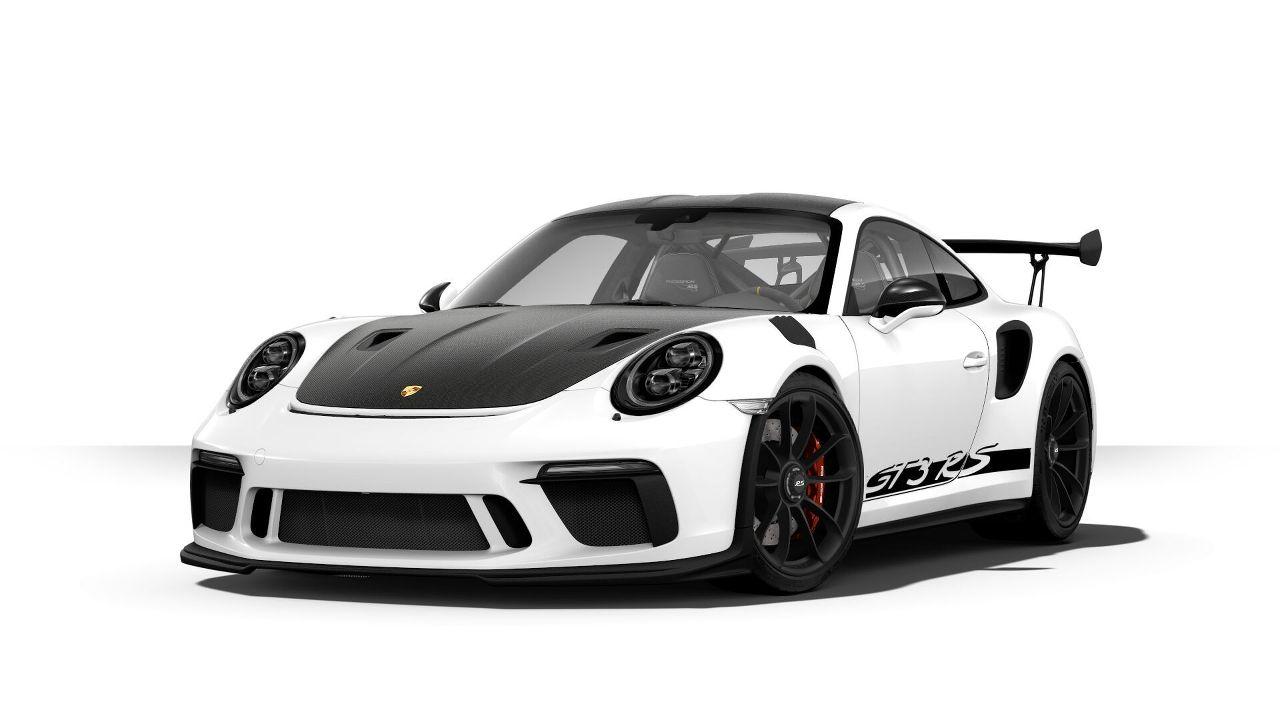 Porsche 991.2 GT3 RS AeIreK