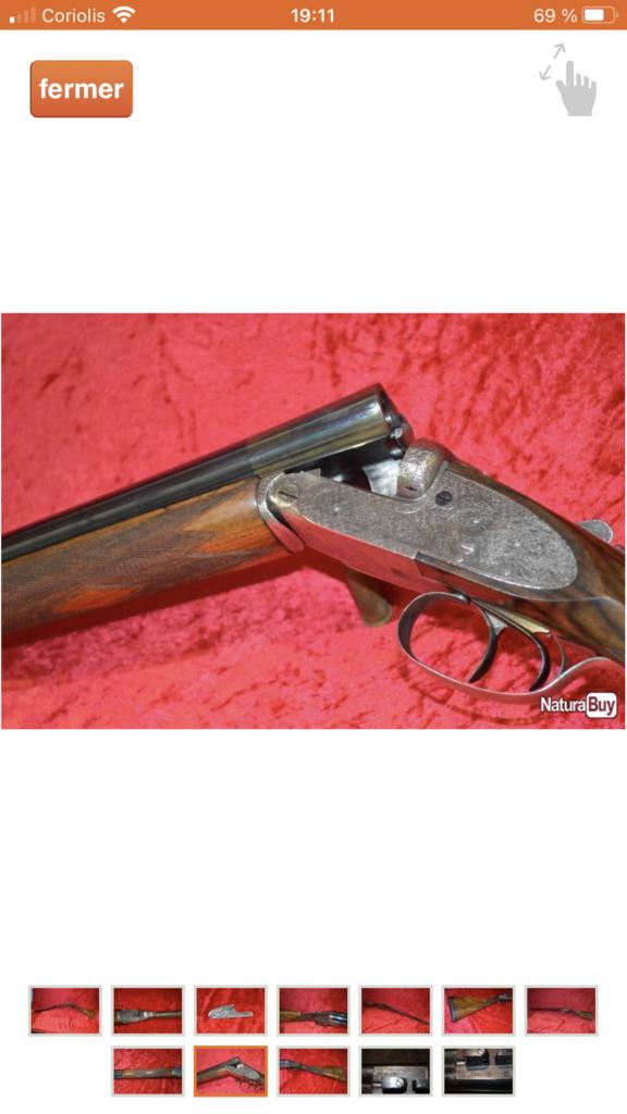 Identification fusil et historique  EYIAY4