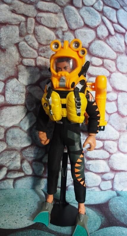 Some sort of deep-diver? H74PST