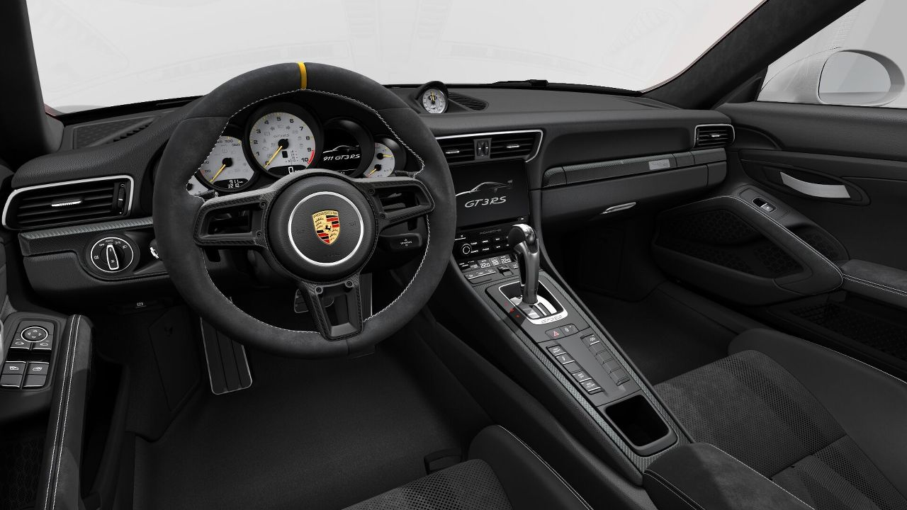 Porsche 991.2 GT3 RS KRLvDt