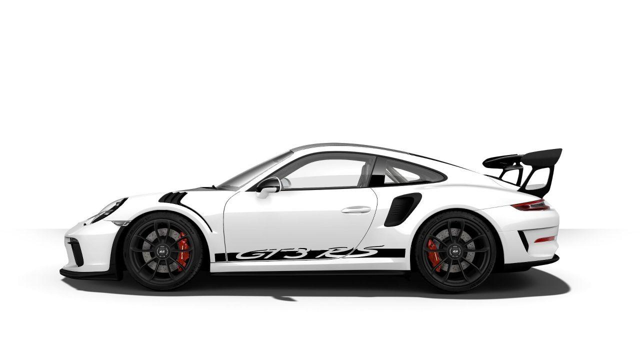 Porsche 991.2 GT3 RS N4RLmt