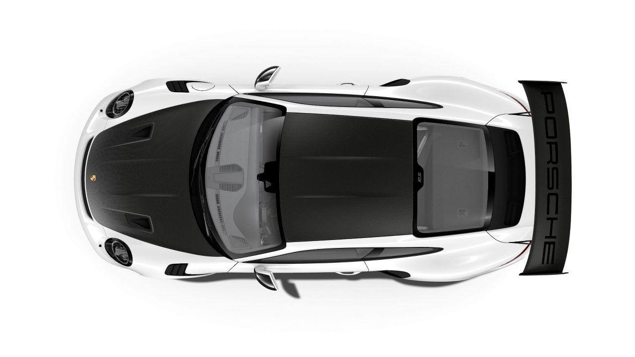 Porsche 991.2 GT3 RS MUrXe8