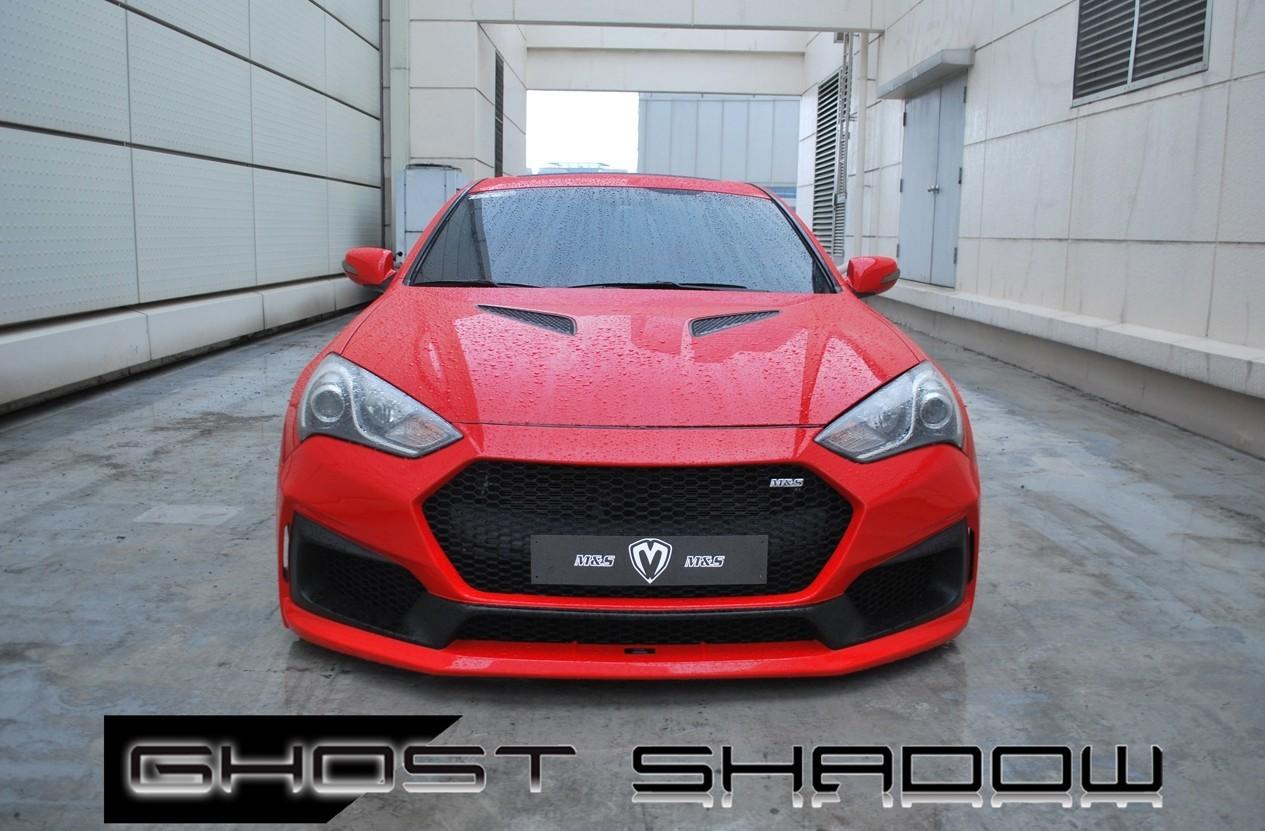 M&S Ghost Shadow FL Front Bumper AVJD9o