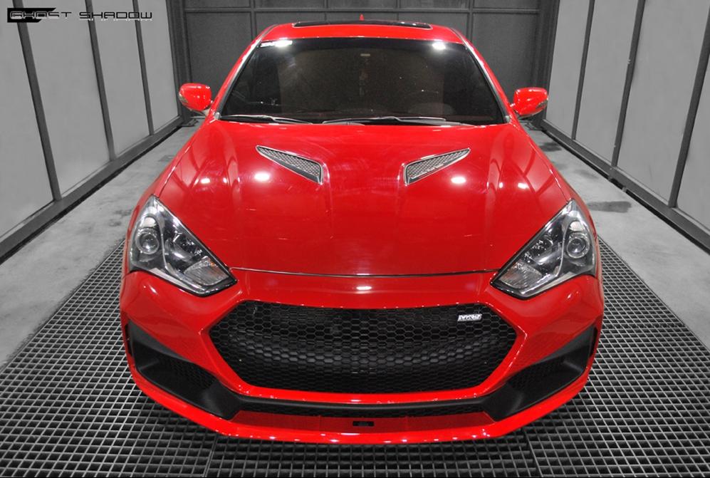 M&S Ghost Shadow FL Front Bumper Af8I9k