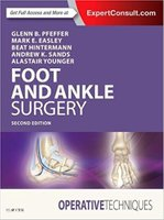 Operative Techniques: Foot and Ankle Surgery, 2e TXw8MX