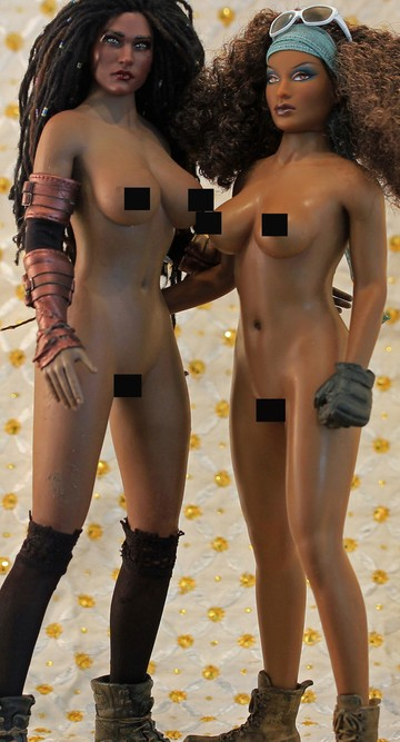 Dyeing Phicen figures with Rit Dye (NSFW) - Page 2 QgA9Ah
