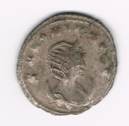 Antoniniano de Salonina. PIETAS AVG. Pietas estante a izq. Ceca Roma. KlySQA