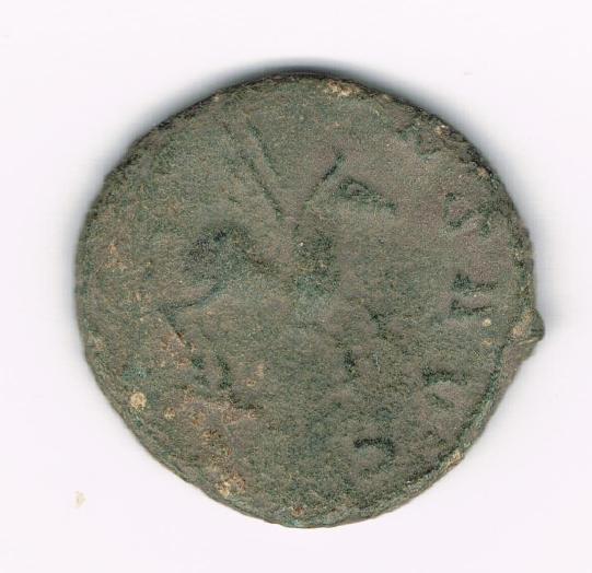 Antoniniano de Galieno. APOLLINI CONS AVG. Pegaso estante a dcha. Ceca Roma. VorZYX