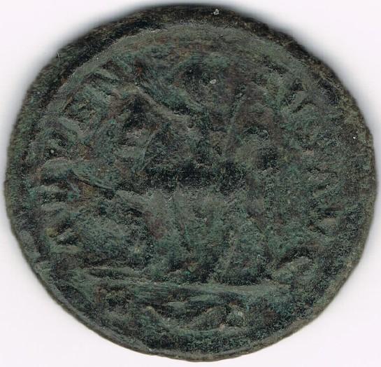 Antoniniano de Aureliano. ADVENTVS AVG. Emperador a caballo a izq. Ceca Mediolanum? TrqG9I