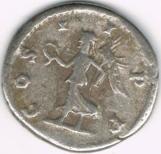 Denario de Septimio Severo. COS II P P. Victoria avanzando a izq. Ceca Roma?. OnaaUP