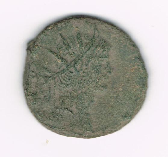 Antoniniano de Galieno. APOLLINI CONS AVG. Pegaso estante a dcha. Ceca Roma. 9igiHs
