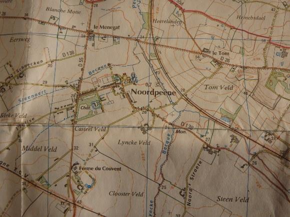 Castrale mottes van Frans-Vlaanderen Cii2